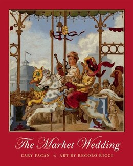 Book The Market Wedding by Cary Fagan