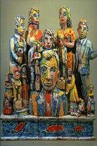 Bigger, Better More:The Art of Viola Frey