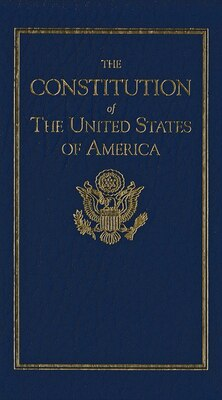 Book Constitution of the United States by Founding Fathers