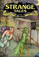 Strange Tales #9 (Pulp Magazine Edition)