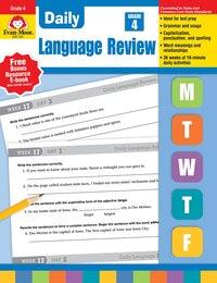 Daily Language Review Grade 4