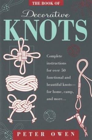 decorative knots book - 328×500