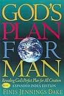 God's Plan for Man
