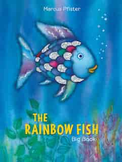 The  Rainbow Fish Big Book Pb by Marcus Pfister