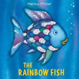 Book The Rainbow Fish by Marcus Pfister