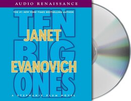 Book Ten Big Ones: A Stephanie Plum Novel by Janet Evanovich
