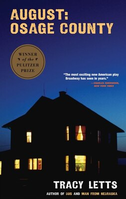 Book August: Osage County by Tracy Letts