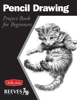 Book Pencil Drawing: Project Book For Beginners by Michael Butkus