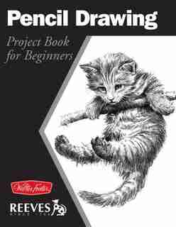 Pencil Drawing: Project Book For Beginners by Michael Butkus