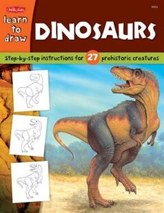 Dinosaurs: Step-by-step Instructions For 27 Prehistoric Creatures