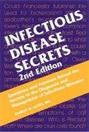 Book Infectious Disease Secrets by Robert H. Gates