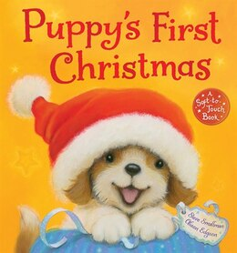 Book Puppy's First Christmas by Steve Smallman