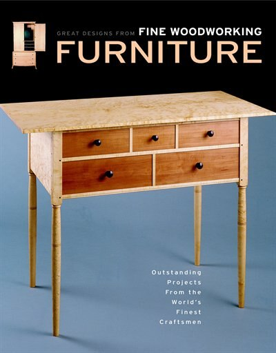 Furniture: Great Designs from Fine Woodworking by Editors of Fine Woodworking