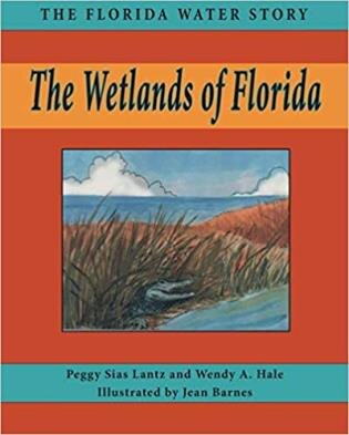 The Wetlands Of Florida by Peggy Lantz