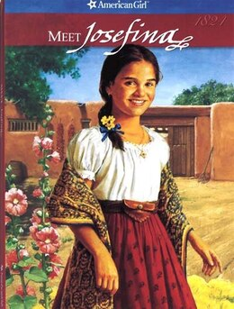 Book Meet Josefina - Book 1 by Valerie Tripp