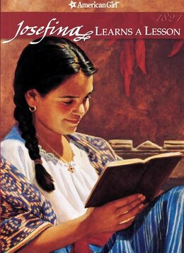 Book Josefina Learns a Lesson by Valerie Tripp