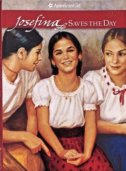 Book Josefina Saves The Day by Valerie Tripp