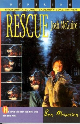 Book The Rescue Josh Mcguire by Ben Mikaelsen