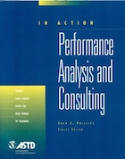 Performance Analysis and Consulting: In Action Case Study Series