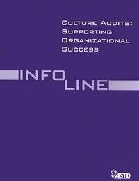 Culture Audits: Supporting Organizational Success