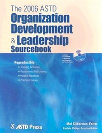2006 ASTD Organization Development & Leadership Sourcebook