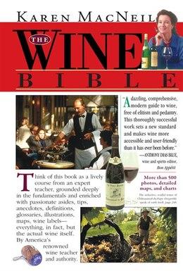 Book The Wine Bible by Karen MacNeil