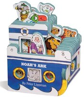 Book Mini House: Noah's Ark by Peter Lippman