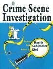 Book Crime Scene Investigation by Barbara Harris