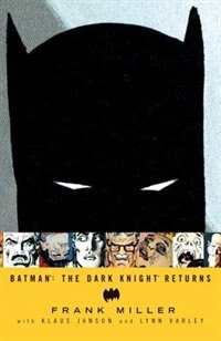 Book Batman: The Dark Knight Returns by Frank Miller