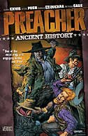 Book Preacher Vol 04: Ancient History by Garth Ennis