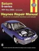 Haynes Saturn S-series 1991 Thru 2002 by Mark Ryan