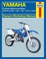 Haynes Yamaha 2-Stroke Motocross Bikes: 1986 thru 2006 YZ80, YZ85, YZ125, YZ250