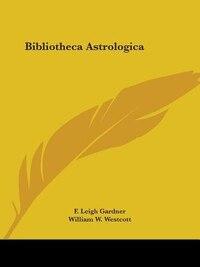 Bibliotheca Astrologica
