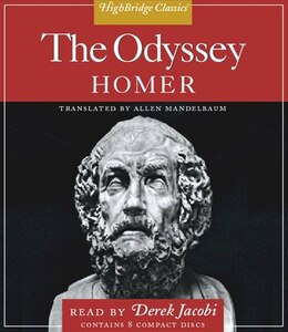 Book The Odyssey by Derek Homer