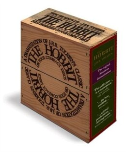 Book The Hobbit (Wood Box Edition) by J.R.R. Tolkien