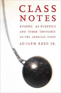 Class Notes: Posing As Politics And Other Thoughts On The American Scene