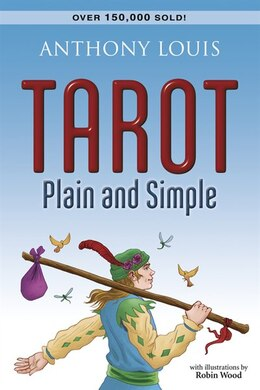 Book Tarot Plain and Simple by Anthony Louis