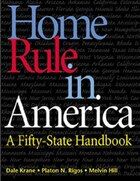 Home Rule In America
