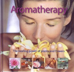Book Aromatherapy by Anna Huete