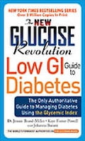 The New Glucose Revolution Low GI Guide to Diabetes: The Only Authoritative Guide to Managing…