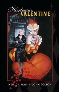 Book Harlequin Valentine by Neil Gaiman