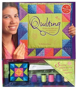 Book Quilting: Design and Make Your Own Patchwork Projects by Barbara Kane
