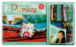 Ribbon Purses: Create Tiny Purses from Fancy Ribbon