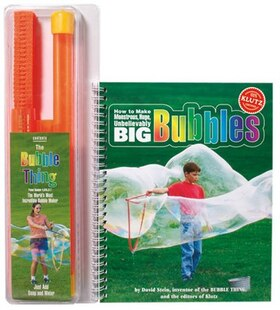 How to Make Monstrous, Huge, Unbelievably Big Bubbles