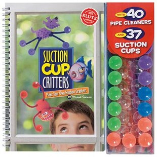 Suction Cup Critters: Make Your Own Window Grabbers