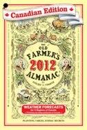 The 2012 Old Farmer's Almanac Canadian Edition