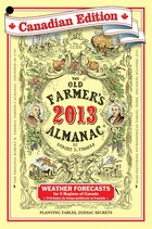 The Old Farmer's Almanac Canadian Edition 2013