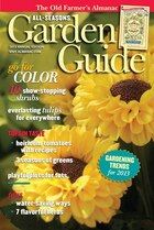 The Old Farmer's Almanac All-Seasons Garden Guide 2013