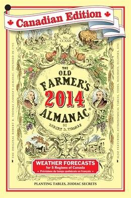 Book Old Farmer's Almanac 2014 - Can. Ed. by The Old Farmer's Almanac