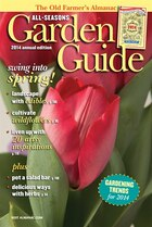 The Old Farmer's Almanac All-Seasons Garden Guide 2014 - Can. Edition